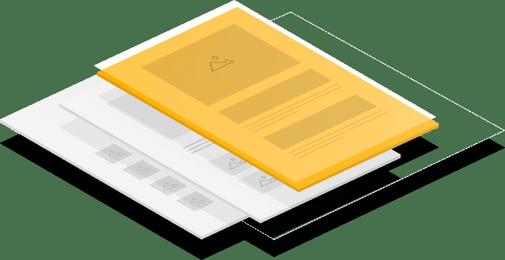 Veebilehe valmistamine
