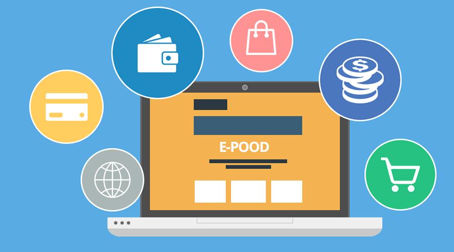 Veebipoe tegemine: peamised asjad, mis tuleks eelnevalt läbi mõelda